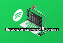 Seguidores para playlist spotify