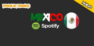 Comprar streams de mexico