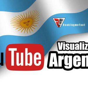 comprar visualizaciones argentina