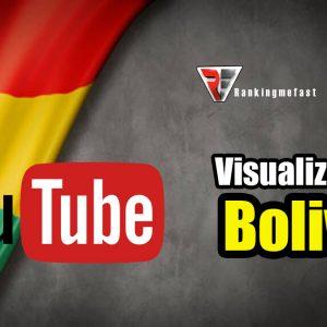 comprar visualizaciones de Bolivia youtube