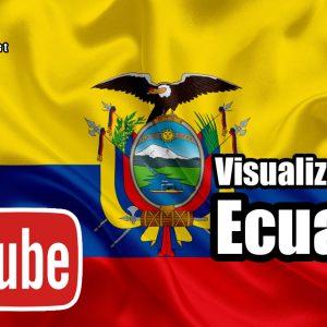 comprar visualizaciones Ecuador
