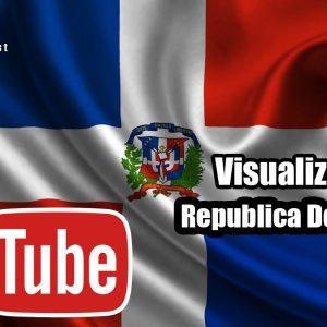Comprar visualizaciones republica dominicana